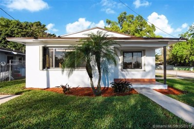 8890 NW 22nd Ct, Miami, FL 33147 - #: A10634981