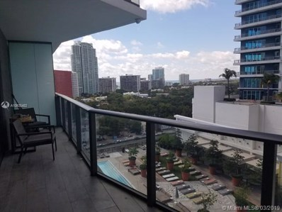 1300 S Miami Av UNIT 1407, Miami, FL 33130 - MLS#: A10635483