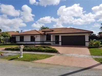 1557 SW 141st Ave, Miami, FL 33184 - #: A10635565