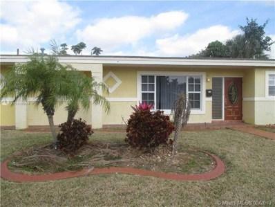 1341 NW 196th St, Miami Gardens, FL 33169 - #: A10635904