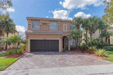 4992 SW 166th Ave, Miramar, FL 33027 - MLS#: A10636741