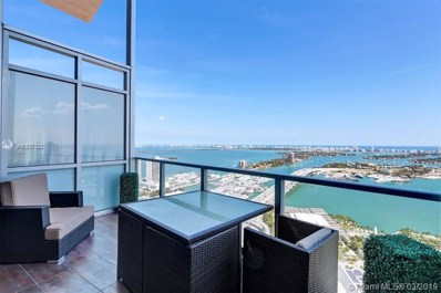 1100 Biscayne Blvd UNIT 4506, Miami, FL 33132 - #: A10637132
