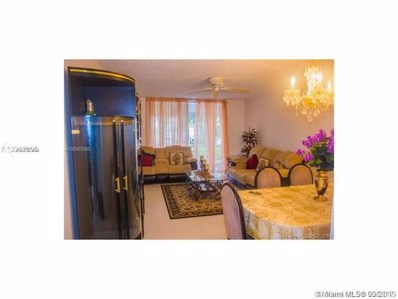 2871 Somerset Dr UNIT 100, Lauderdale Lakes, FL 33311 - #: A10637464