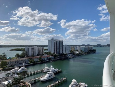7910 Harbor Island Dr UNIT 1203, North Bay Village, FL 33141 - MLS#: A10637837