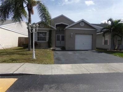 206 SW 159 Way, Sunrise, FL 33326 - MLS#: A10637946