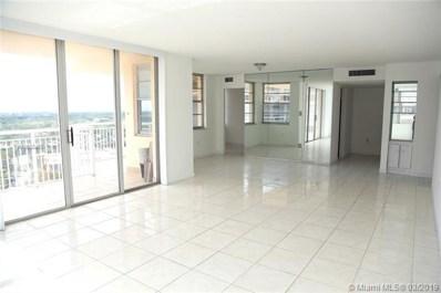 18051 Biscayne Blvd UNIT 1605-01, Aventura, FL 33160 - MLS#: A10638463
