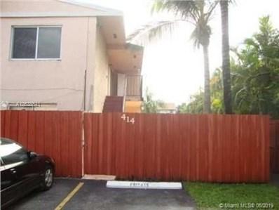 15665 SW 82nd Cir Ln UNIT 4-14, Miami, FL 33193 - #: A10638541
