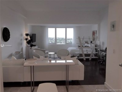 2301 Collins Ave UNIT 1632, Miami Beach, FL 33139 - MLS#: A10638863