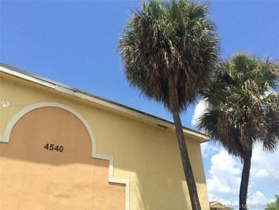 4540 NW 79th Ave UNIT 2C, Doral, FL 33166 - #: A10639813