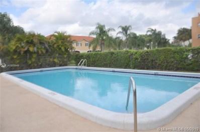 1891 SW 81st Ave UNIT 104, North Lauderdale, FL 33068 - #: A10639949