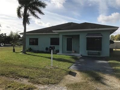 290 NE 18th St, Homestead, FL 33030 - MLS#: A10640202