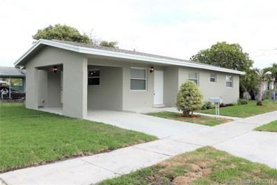 2256 Simms St, Hollywood, FL 33020 - #: A10640547