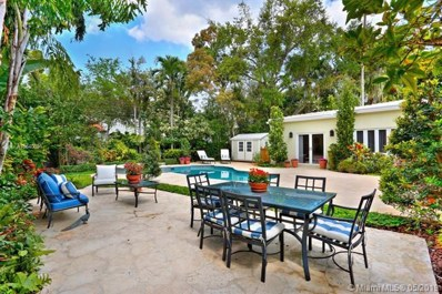 4021 Woodridge Rd, Coconut Grove, FL 33133 - #: A10640891