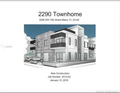 2290 SW 13 Street, Miami, FL 33145 - #: A10641201