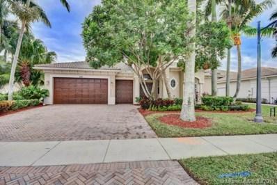 526 Les Jardin Drive, Palm Beach Gardens, FL 33410 - MLS#: A10641417