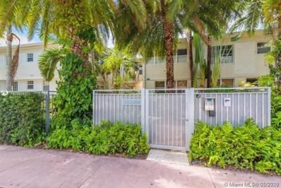1340 Drexel Ave UNIT 307, Miami Beach, FL 33139 - MLS#: A10641437