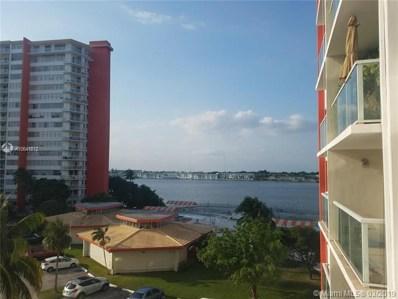 1351 NE Miami Gardens Dr UNIT 422E, Miami, FL 33179 - #: A10641812