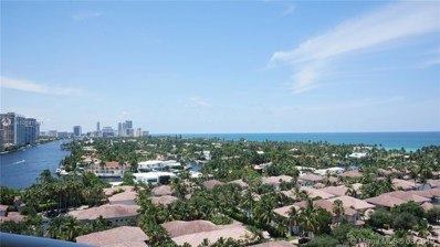 19380 Collins Ave UNIT 1418, Sunny Isles Beach, FL 33160 - MLS#: A10641901