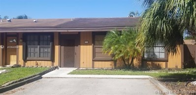 2290 Plum Ct UNIT 2290, Pembroke Pines, FL 33026 - MLS#: A10642698