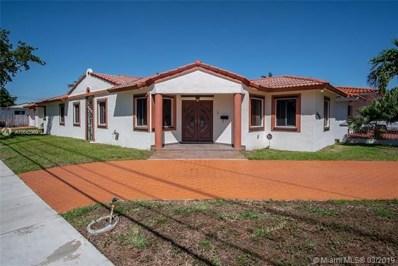588 Mokena Dr, Miami Springs, FL 33166 - MLS#: A10642969