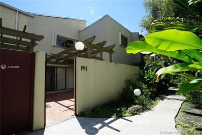 4700 SW 67th Ave UNIT P11, Miami, FL 33155 - MLS#: A10643055