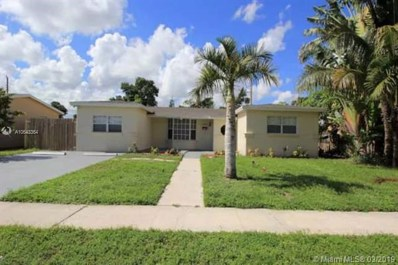 4361 NW 35th Ave, Lauderdale Lakes, FL 33309 - #: A10643364
