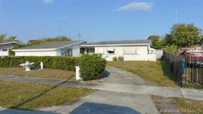 20141 NW 12th Ct, Miami Gardens, FL 33169 - #: A10643568