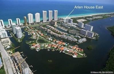 100 Bayview Dr UNIT 425, Sunny Isles Beach, FL 33160 - MLS#: A10643814