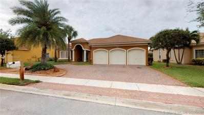 15965 SW 15th St, Pembroke Pines, FL 33027 - #: A10644527