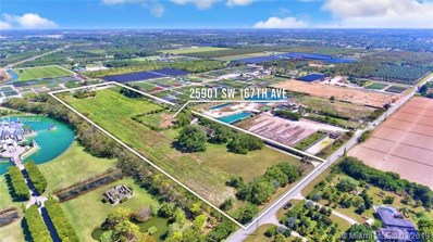 25901 SW 167th Ave, Homestead, FL 33031 - #: A10644548