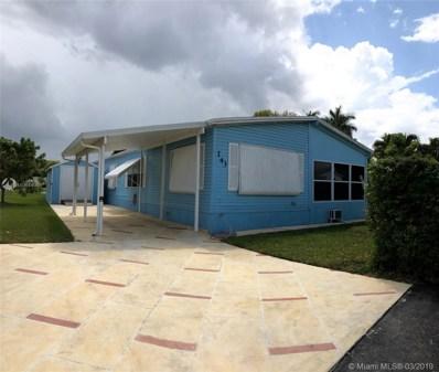 35250 SW 177th Ct #143, Florida City, FL 33034 - MLS#: A10644998