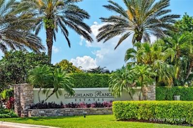 15601 SW 15th St, Davie, FL 33326 - MLS#: A10645581