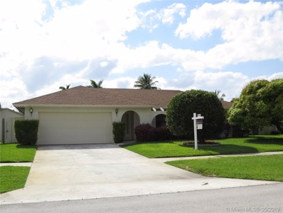 327 NW 41st Way, Deerfield Beach, FL 33442 - #: A10645591