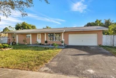 7520 NW 14th St, Plantation, FL 33313 - MLS#: A10645631