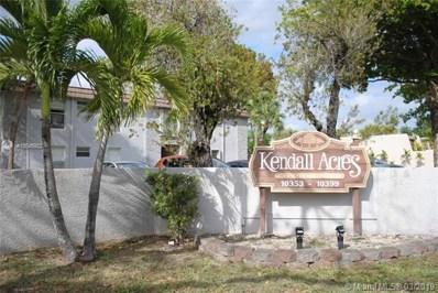 10391 N Kendall Drive UNIT T6, Miami, FL 33176 - MLS#: A10645932