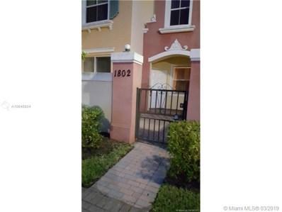 6516 Morgan Hill Trl UNIT 1802, West Palm Beach, FL 33411 - #: A10645934