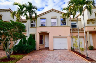 4780 SW 165th Ave, Miramar, FL 33027 - MLS#: A10645979