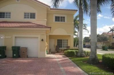 4200 W Stonecreek Cir, Davie, FL 33024 - MLS#: A10646164