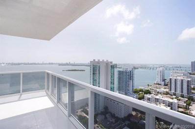 600 NE 27th St UNIT 3205, Miami, FL 33137 - MLS#: A10646690