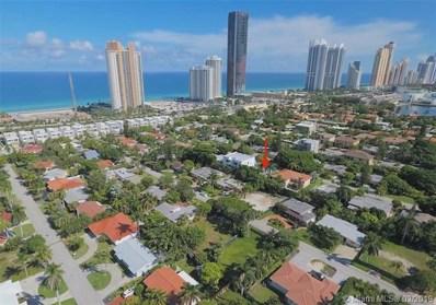 261 189th Ter, Sunny Isles Beach, FL 33160 - MLS#: A10646695