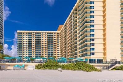 2501 S Ocean UNIT 535, Hollywood, FL 33019 - #: A10647061