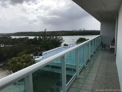 100 Bayview Dr UNIT 725, Sunny Isles Beach, FL 33160 - MLS#: A10647106