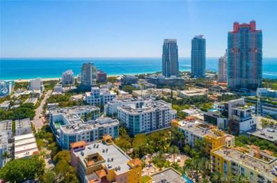 110 Washington Ave UNIT 1805, Miami Beach, FL 33139 - MLS#: A10648036