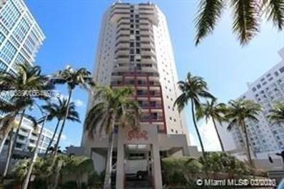 6767 Collins Ave UNIT 2108, Miami Beach, FL 33141 - #: A10648979