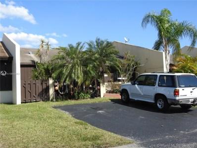 11601 SW 123 Av UNIT 11601, Miami, FL 33186 - MLS#: A10648983