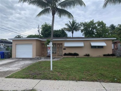 1317 S 28th Ave, Hollywood, FL 33020 - MLS#: A10649825