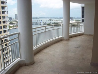 808 Brickell Key Dr UNIT 2805, Miami, FL 33131 - MLS#: A10650139