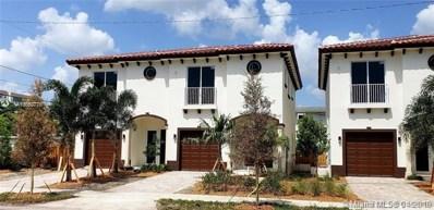 1700 Madison St UNIT 1, Hollywood, FL 33020 - MLS#: A10650771