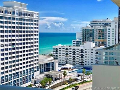 5600 Collins Ave UNIT 17A, Miami Beach, FL 33140 - #: A10650795