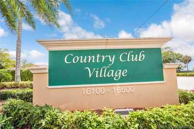 16175 Golf Club Rd UNIT 201, Weston, FL 33326 - MLS#: A10651572